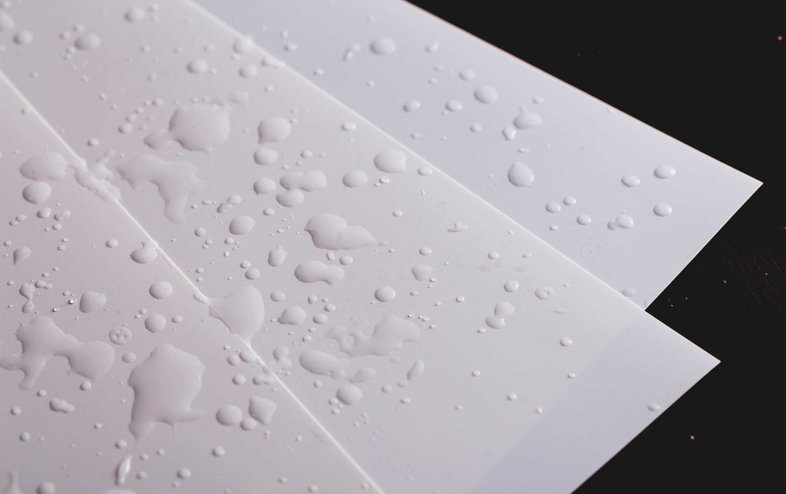 Cung cấp giấy nhựa cho ngành in nhanh