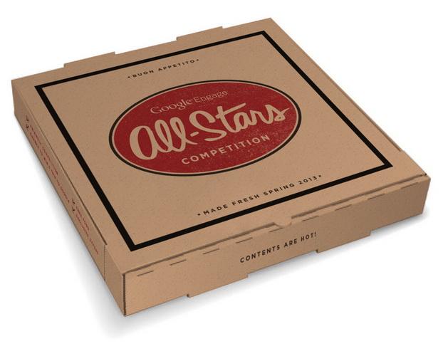 Hộp đựng Pizza