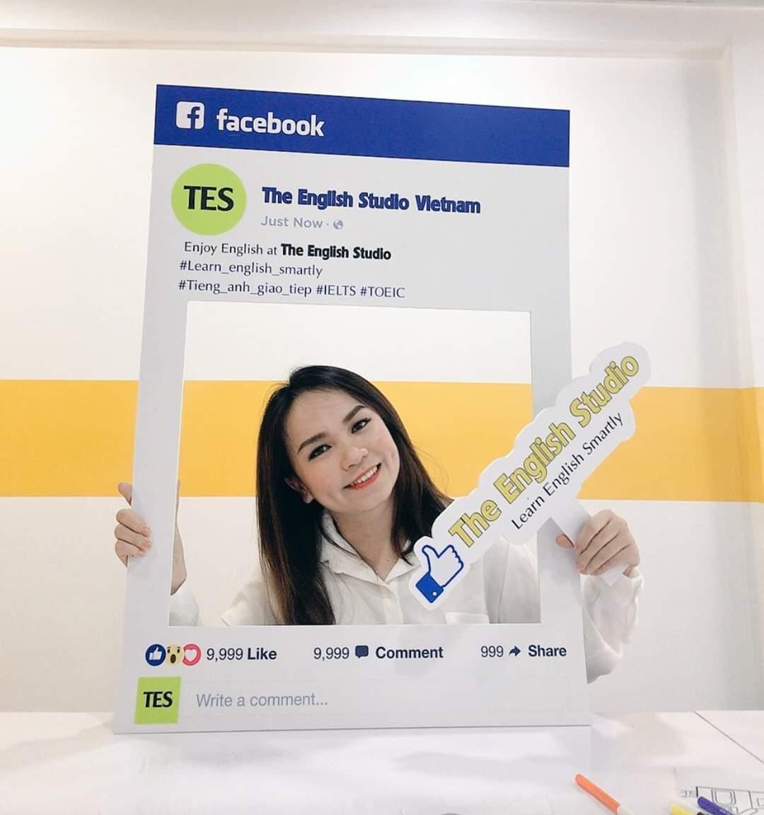 Bảng check in facebook